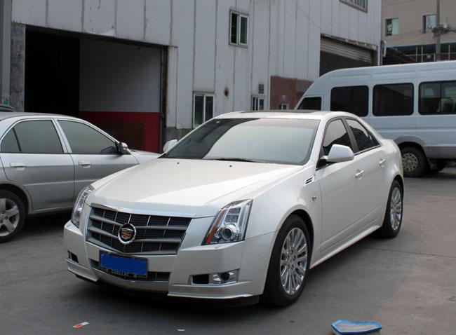 凯迪拉克 改装 CTS P40 19 ASPEC排气 服务项目 杭州车世界汽车改装高清图片