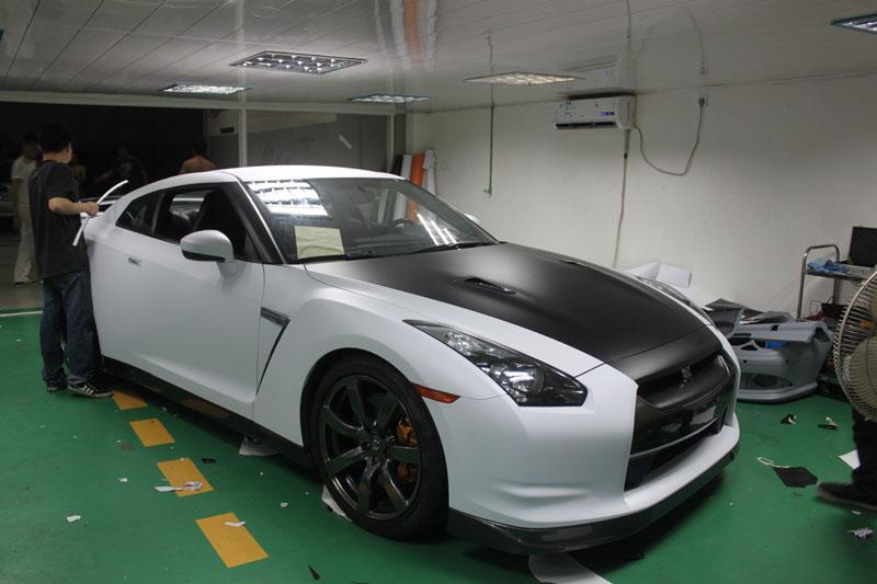 杭州车世界汽车改装工厂