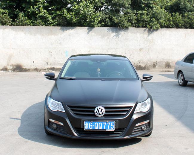 cc 亚光黑 视频专区 杭州车世界汽车改装工厂 高清图片